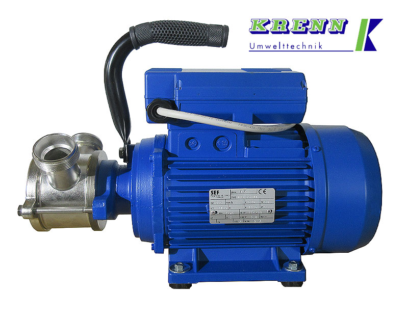 Impellerpumpe 33T4, 400V/230V
